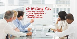 CV writing tips by a top CV writer